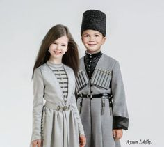 Traditional Circassian clothes