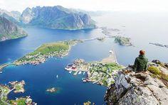 Takes my breath away. Leknes, Norway
