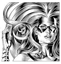 Medusa by Craig Hamilton