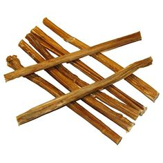 6 Inch Thin Bully Sticks for Small and Toy Dogs Hand-Inspected USDA/FDA Approved Free Range Beef Bully Pizzle 100% Natural Toy Dog Treats by Divine K9 -10 pack @@ For more information, visit image link. (This is an affiliate link and I receive a commission for the sales)