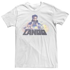 Stay as cool as Lando with this men's Star Wars tee. Stay as cool as Lando with this men's Star Wars tee. Lando Calrissian, This Man, Star Wars, Stars, Mens Tops, Gender, Collage, Group, Fabric