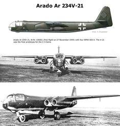 Ar 234V-21