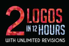 design 2 LOGO versions in 12 hours with unlimited revisions by iovitalucian