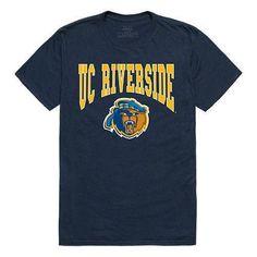 University Of California, Riverside The Highlanders NCAA Athletic Tee T-Shirt University Of California Riverside, Highlanders, Cotton Tee, Cool T Shirts, Athletic, School Spirit, Tees, Mens Tops, College