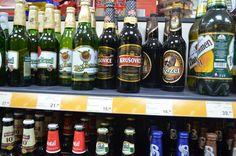 Czech Beers http://thingstodo.viator.com/prague/czech-beers/