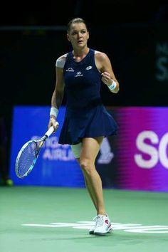 Agnieszka Radwanska Tennis Players, Tennis Racket, Sports, Women, Hs Sports, Sport, Woman