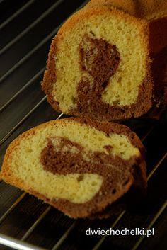Nareszcie! Nareszcie znalazłam przepis na babkę marmurkową, co do której jestem pewna! Otóż moje doświadczenia z babką piaskową i marmurkową... Polish Cookies, Pumpkin Cheesecake, Bread, Food, Cakes, Recipes, Meal, Essen, Food Recipes