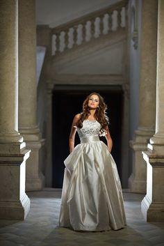 Esküvői ruha 2014 | Esküvői és alkalmi ruha készítés Models, Wedding Dresses, Style, Fashion, Templates, Bride Dresses, Swag, Moda, Bridal Gowns
