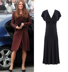 Kate Maternity Dress whilst pregnant with Prince George, she is now pregnant with baby number 2, due to be born in April 2015