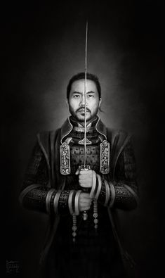 ♂ Japanese Martial Art Samurai 侍