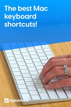 Many Mac owners swear that keyboard shortcuts help simplify their lives. If you're new to a Mac, learning all the available keyboard shortcuts can be a real challenge. Quite a few of these shortcuts will now work in iPadOS, too, thanks to the Magic Keyboard available to iPad Pro users. We've put together a list of the most important shortcuts you should know. You can also take a look at our list of the best Mac apps for even more Apple shortcuts. Mac Keyboard Shortcuts, Best Mac, Fluid Mechanics, Digital Trends, Ipad Pro, Computer Keyboard, Madness, Improve Yourself, Challenge