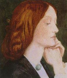 Dante Gabriel Rossetti - Elizabeth Siddal