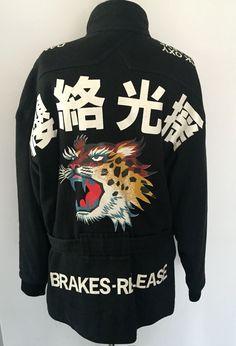 1970s/1980s Kansai Yamamoto jacket.