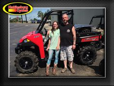 Thanks to Harley and Travis Irby from Meridian MS for getting a 2017 Polaris Ranger XP 900 at Hattiesburg Cycles #polaris #ranger