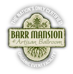 Barr Mansion Austin potential wedding venue - organic/local foods, great potential with existing tables & chairs