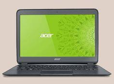 Um ultrabook de respeito: o Aspire S5, da Acer, tem processador Core i7, 15 mm de espessura e peso de 1,3 kg.