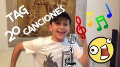 TAG 20 CANCIONES | GIANCO - 20 SONG TAG