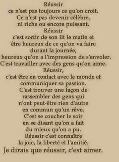 Pin by Gagnon Annie on Citations Yoga Quotes, Words Quotes, Random Quotes, Beau Message, Inspirational Quotes For Teens, Inspiration Entrepreneur, Besties Quotes, Motivational Messages, French Quotes