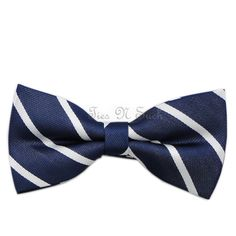 Striped Bowties for College, Choir Team priority Choice.