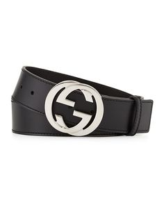 GUCCI Men'S Interlocking G Belt. #gucci #