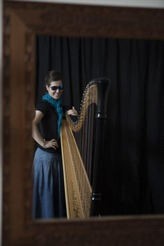 Hailey Smith, Harpist for The King