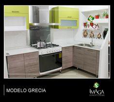 Modelo Grecia Sobre Diseño, Calidad e Innovación en Cocinas