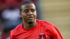 Kevin Lisbie scores the winner for Leyton Orient to keep them top of League One