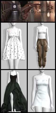 NO TEARS LEFT TO CRY COLLECTION for The Sims 4