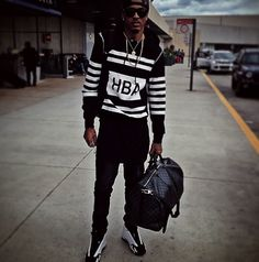 Pictures From His August Alsina Instagram | August Alsina Instagram Style