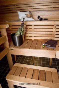 Kiurunlehto A - Sauna   Asuntomessut