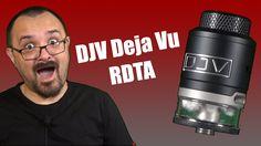 The DJV Deja Vu RDTA... review up at http://www.youtube.com/vapingwithvic