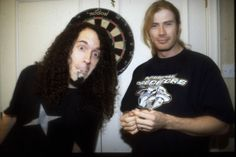 Marty Friedman & Dave Mustaine