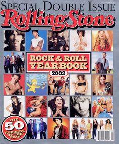Ricalcando la griglia dell'annuario di Rolling Stone del 2002 è possibile fare fotomontaggi collettivi in maniera molto semplice.
