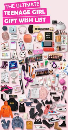 birthday and christmas gifts for teenage girls see over 800 gift ideas for teen - What Every Girl Wants For Christmas