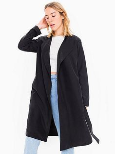 0485a2b178c American Apparel Lightweight Dylan Trench Brand new American Apparel  Jackets   Coats Trench Coats
