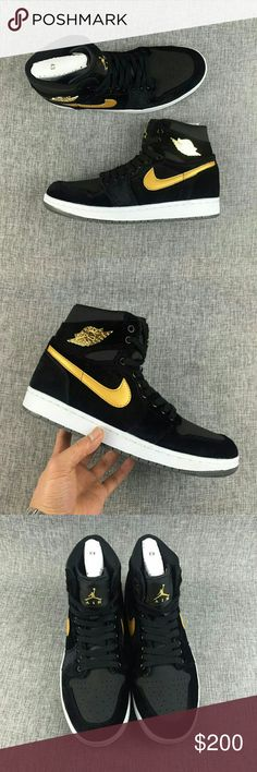 Men's Nike Air Jordan 1 Retro Men's Nike Air Jordan 1 Retro Air Jordan Shoes Sneakers