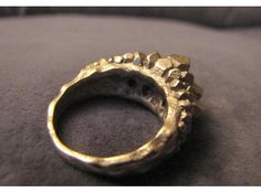 Crystal Ring size 12 by Eeppium'