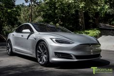 Silver-tesla-model-s-2016-20-inch-wheel-tst-metallic-grey-2 | Tesla Motors Club My Dream Car, Dream Cars, Supercars, Hybrids And Electric Cars, Automobile, 20 Inch Wheels, Eco Friendly Cars, Tesla Motors, Mustang Cars