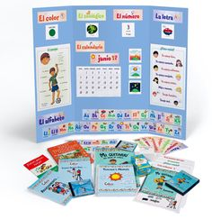 Comprehensive Spanish curriculum for elementary schools. Exceptional design, exceptional results. You'll have more fun teaching Spanish because students stay engaged and have an easier time comprehending with excellent visuals and activities. Research-based. Teacher-designed. Learner-focused.