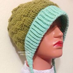 Here comes a messy bun hat for you and your kids ready for autumn and winter time...come and make it with your favorite colors.....Easy to make and step by step instructions...