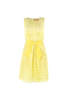 Robe Faussaire yellow