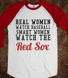 real women watch baseball RS