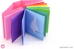 Learn how to make an origami Christmas tree envelope. These origami envelopes or pockets are perfect to write Xmas messages or give little gifts such as money, gift cards or even tea! No glue required. Origami Ball, Origami Christmas Tree, Christmas Envelopes, Diy Origami, Origami Boxes, Origami Paper, Origami Instructions, Origami Tutorial, Xmas Messages