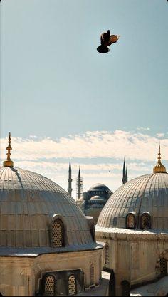 Islamic Sites, Mecca Madinah, Islamic Wallpaper Iphone, Mosque Architecture, Mekkah, Grand Mosque, Islamic Pictures, Blue Aesthetic, Pilgrimage