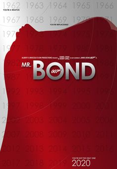 James Bond: Mr Bond 1 by arunion on deviantART