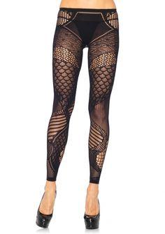$15 Punk Clothing Leggings!