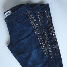 Нарядные джинсы, 3 пары / Переделка джинсов / ВТОРАЯ УЛИЦА