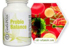 Probio Balance – probiotik i prebiotik