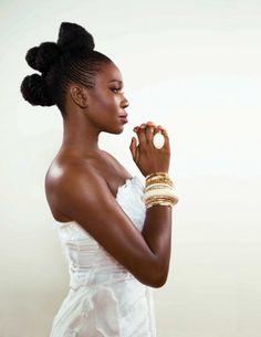 India Arie - one of most beautiful chocolate women around.