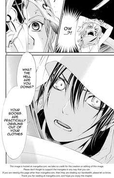 Noragami 61: Rebels at MangaFox.me